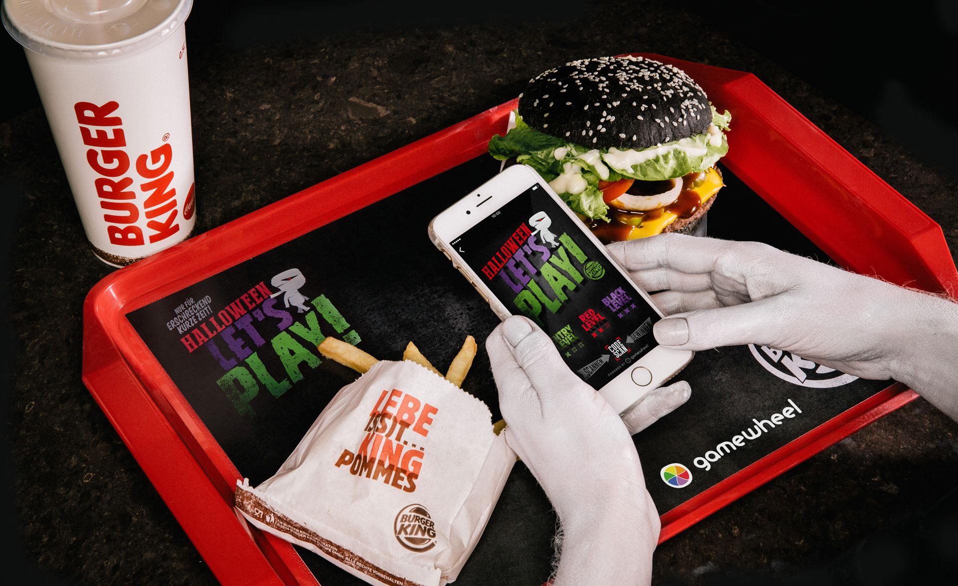 Кинг бургер пк приложение на